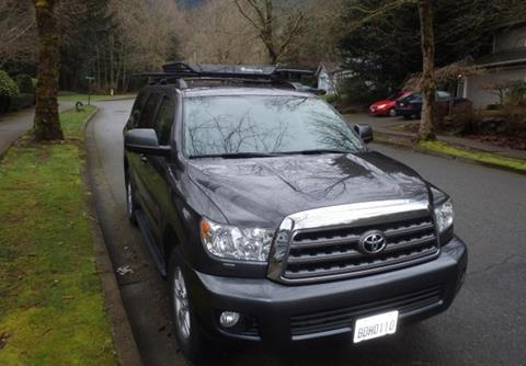 2013 Toyota Sequoia for sale in Calabasas, CA