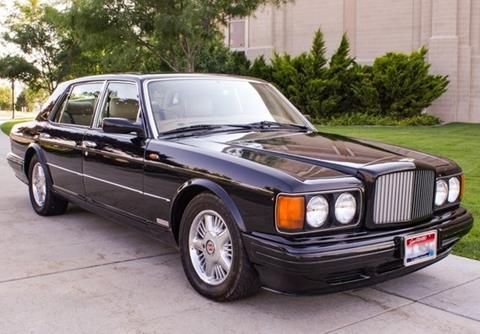 Bentley Turbo R >> 1997 Bentley Turbo R For Sale In Calabasas Ca