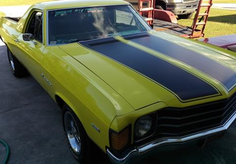 1972 Chevrolet El Camino for sale in Calabasas, CA