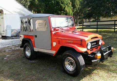 1976 Toyota Land Cruiser for sale in Calabasas, CA