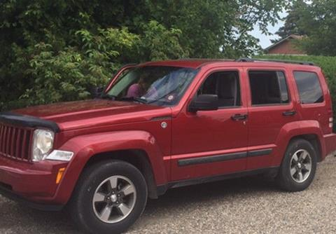 2008 Jeep Liberty for sale in Calabasas, CA
