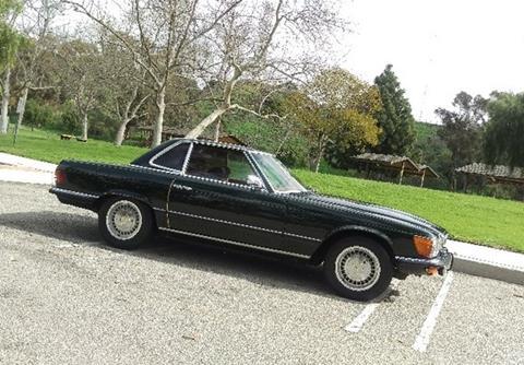 1973 Mercedes-Benz 450-Class for sale in Calabasas, CA