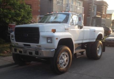 1986 Ford F-800 for sale in Calabasas, CA