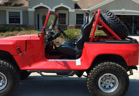1978 Jeep CJ-5 for sale in Calabasas, CA