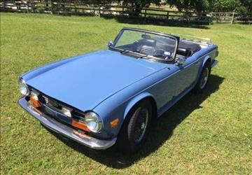 1974 Triumph TR6 for sale in Calabasas, CA