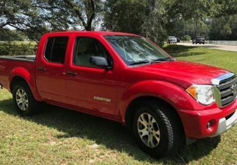 2011 Suzuki Equator for sale in Calabasas, CA