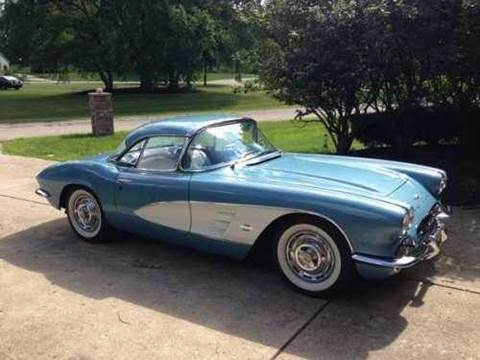 1961 chevrolet corvette for sale indiana. Cars Review. Best American Auto & Cars Review