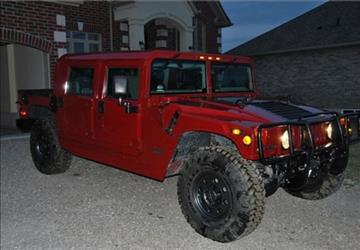 1998 AM General Hummer for sale in Calabasas, CA