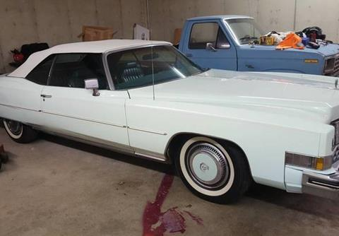 1973 Cadillac Eldorado for sale in Calabasas, CA