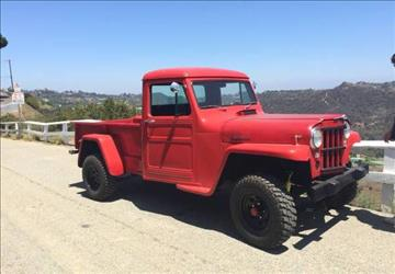 1962 Willys Jeep for sale in Calabasas, CA
