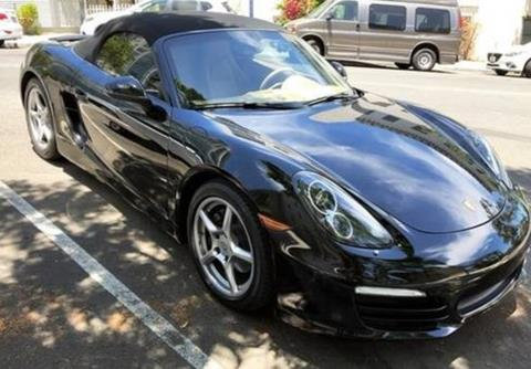 2013 Porsche Boxster for sale in Calabasas, CA