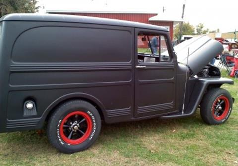 1962 Willys Utility Wagon for sale in Calabasas, CA