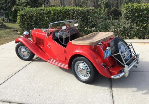 1952 MG TD for sale in Calabasas, CA