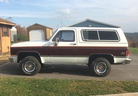 1987 GMC Jimmy for sale in Calabasas, CA