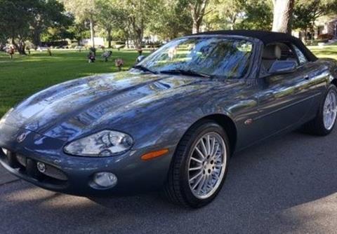 2001 Jaguar XKR for sale in Calabasas, CA