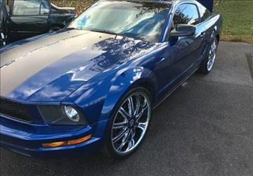 2008 Ford Mustang for sale in Calabasas, CA