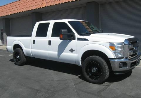 2014 Ford F-250 Super Duty for sale in Calabasas, CA