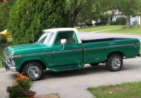 1976 Ford F-150 for sale in Calabasas, CA