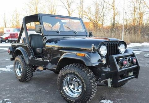 1980 Jeep CJ 5 For Sale In Calabasas, CA