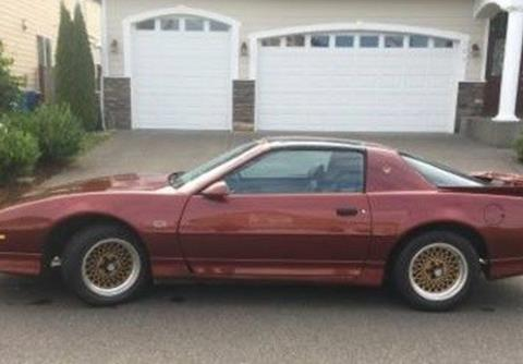 1989 Pontiac Firebird for sale in Calabasas, CA