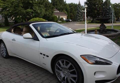 2010 maserati granturismo for sale in alabama - carsforsale®