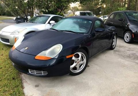1999 Porsche Boxster for sale in Calabasas, CA