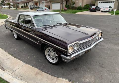 Used 1964 Chevrolet Impala For Sale Carsforsalecom