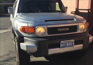 2007 Toyota FJ Cruiser for sale in Calabasas, CA