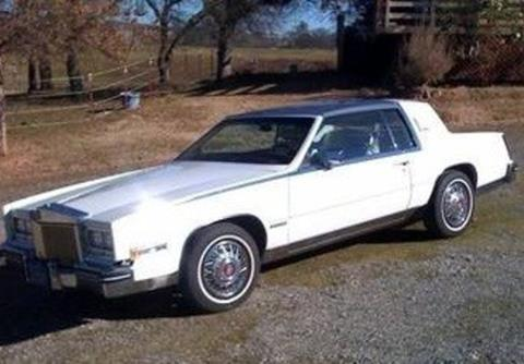 1983 cadillac eldorado for sale in ventura ca carsforsale com carsforsale com