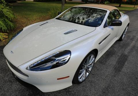 2015 Aston Martin DB9 for sale in Calabasas, CA