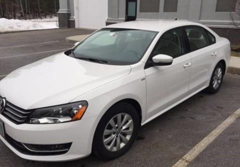 2015 Volkswagen Passat for sale in Calabasas, CA