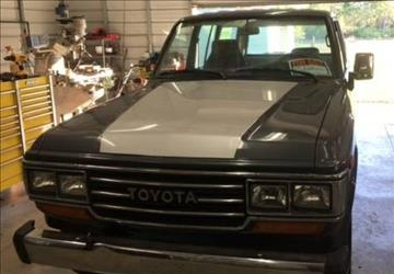 1988 Toyota Land Cruiser for sale in Calabasas, CA