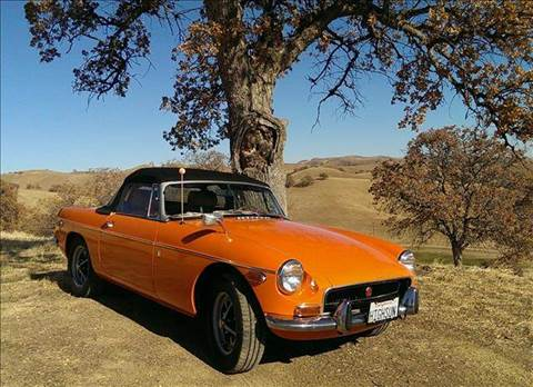 1971 MG B for sale in Calabasas, CA