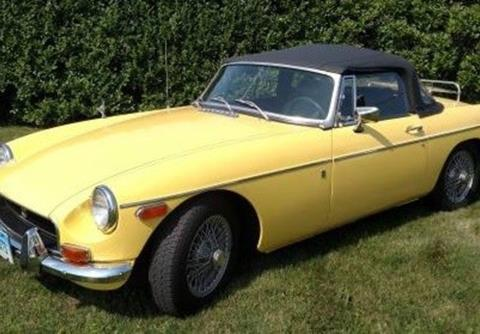 1970 MG B for sale in Calabasas, CA