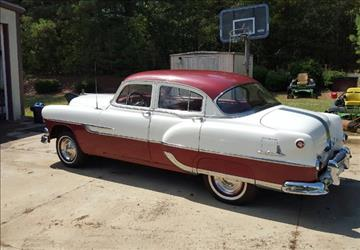 1953 Pontiac Chieftain For Sale  Carsforsalecom