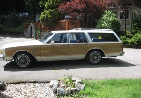 1985 Pontiac Parisienne for sale in Calabasas, CA