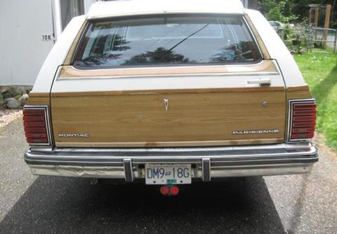 1985 Pontiac Parisienne