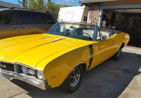 1968 Oldsmobile 442 for sale in Calabasas, CA