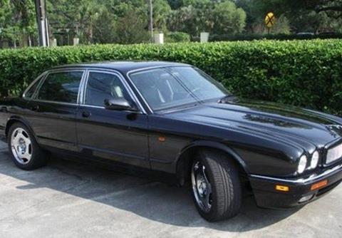 1996 jaguar xjr for sale