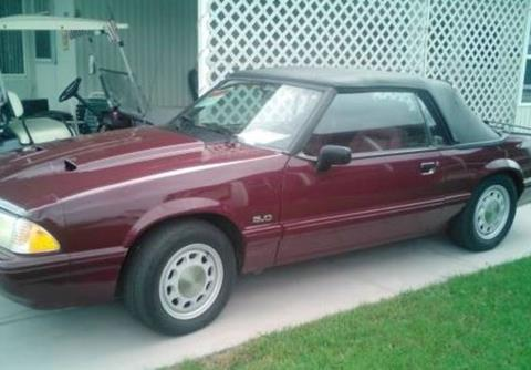 1989 Ford Mustang for sale in Calabasas, CA
