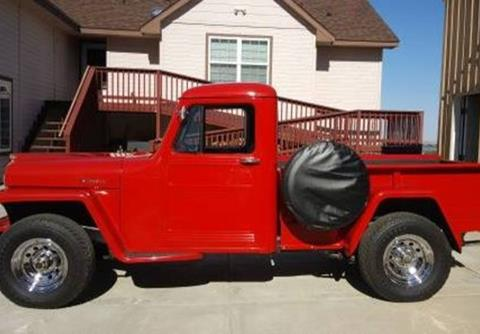 1956 Willys 1- for sale in Calabasas, CA