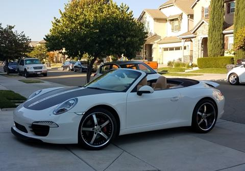 2012 Porsche 911 for sale in Calabasas, CA