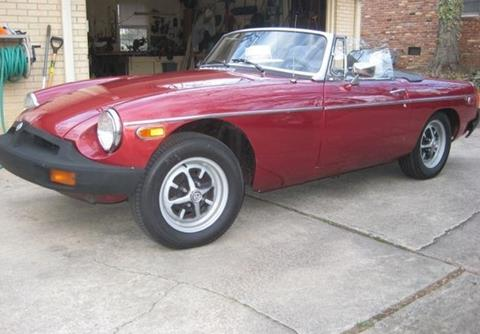 1975 MG MGB for sale in Calabasas, CA