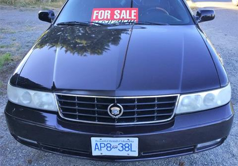 2000 Cadillac Seville for sale in Calabasas, CA