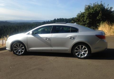 2010 Buick LaCrosse for sale in Calabasas, CA
