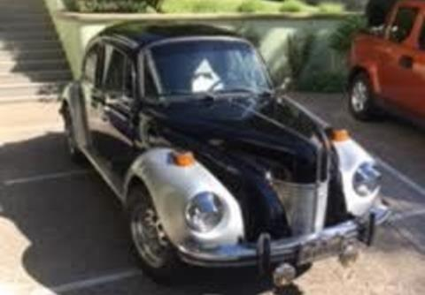 1973 Volkswagen Super Beetle for sale in Calabasas, CA