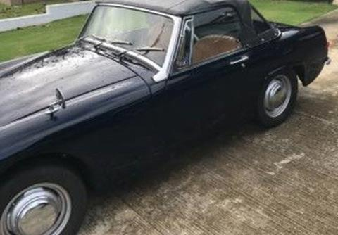 1979 MG Midget for sale in Calabasas, CA