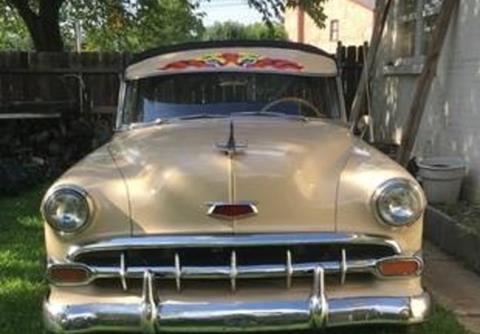 1954 Chevrolet Bel Air for sale in Calabasas, CA