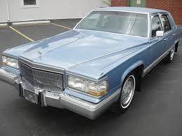 1990 Cadillac Brougham for sale in Calabasas, CA
