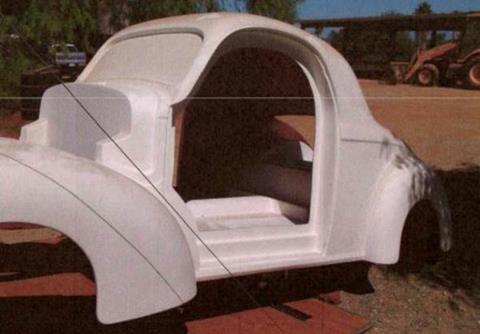 1941 Willys Custom for sale in Calabasas, CA
